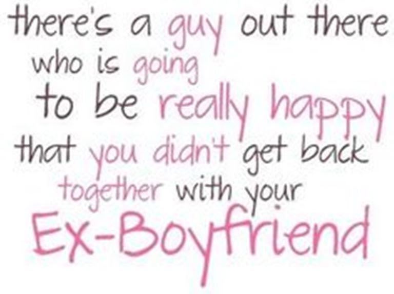 Quotes About Ex Boyfriends 42 Quotes