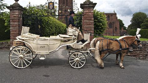 Manchester Wedding Cars Horse & Carriage