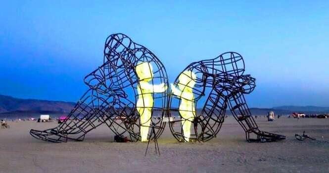 Fantásticas esculturas modernas que têm o poder de te encantar