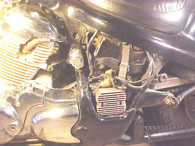Honda Shadow Fuse Box - All of Wiring Diagram