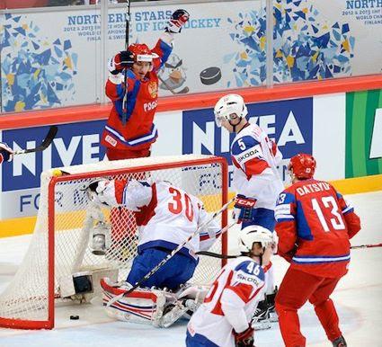 RUS vs NOR, RUS vs NOR