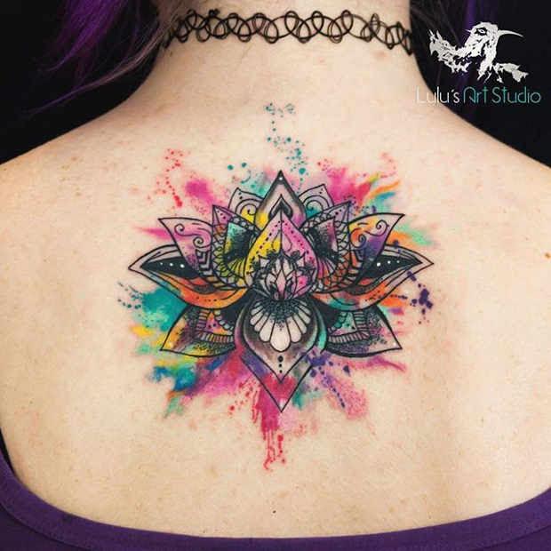 Tatuajes Mandalas 3 Mujer Y Estilo