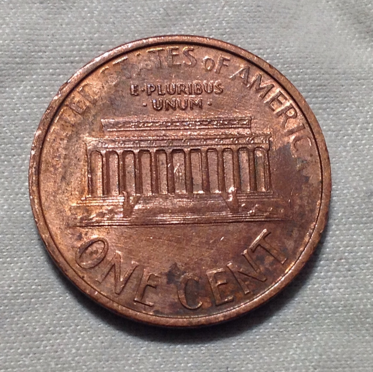 1993 - D Lincoln 1 C Penny - photo update   Collectors Weekly