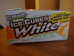 Ice Cubes White