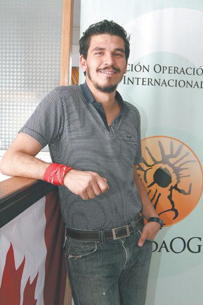 Fernando Murillo, tal y como lo conoció Manuel Barbosa.