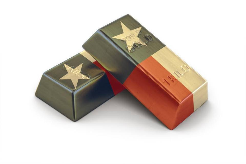 Gold Depository Coming To Texas