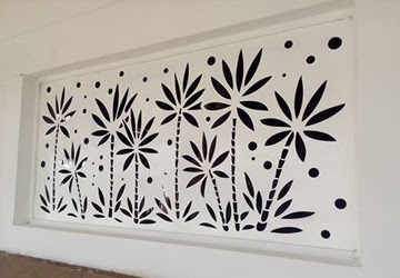 The Classica Classica Decorative Design Coimbatore Laser Cut