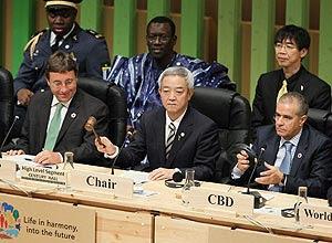 Convenção global sobre a biodiversidade, a COP-10 que acontece na cidade japonesa de Nagoia termina na sexta-feira