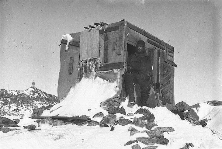 A impressionante expedição australiana na Antártica
