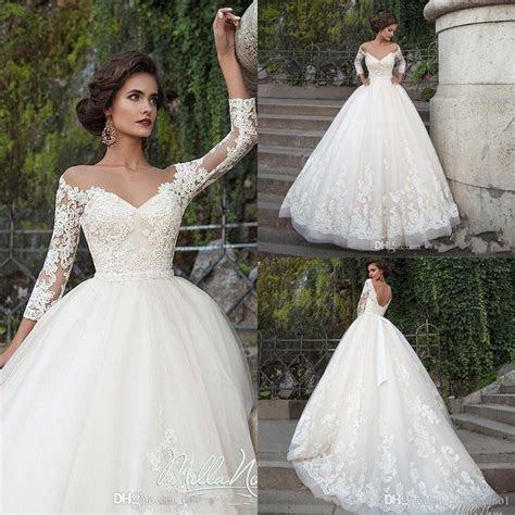 50 Best Models of Princess Wedding Dresses 2018   Sposa 21