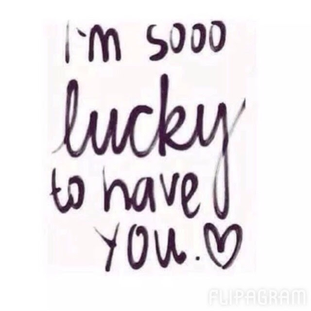 Quotes About So Lucky 267 Quotes
