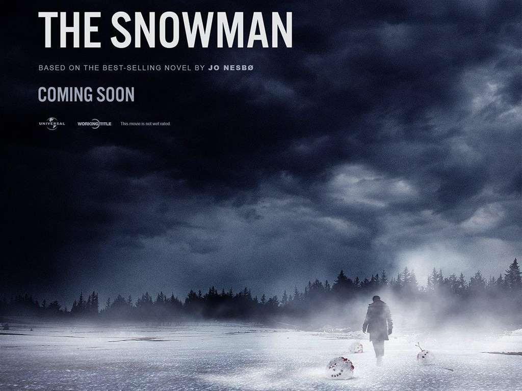 Ο Χιονάνθρωπος (The Snowman) Quad Poster Πόστερ
