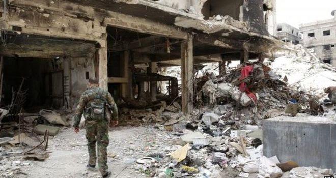 L'ISIS nel campo di Yarmouk e le divisioni tra i palestinesi in Siria