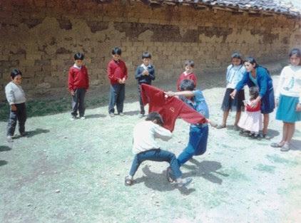 Niños toreros
