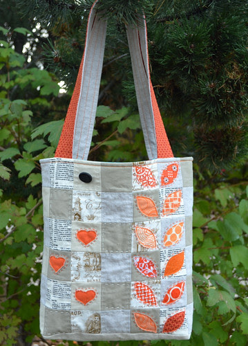 Mouthy Stitches Bag