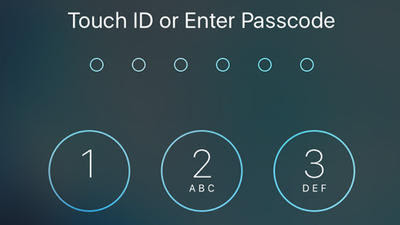 How the iPhone's security measures work