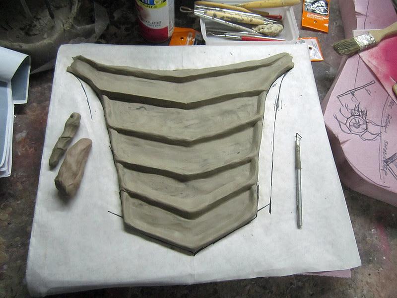 Skirt Back 80 Percent