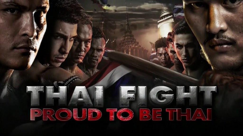 ไทยไฟท์ล่าสุด นาตา ซิลวา Vs หวง เจิ้นหยู 8/10 23 กรกฎาคม 2559 Thaifight Proud To Be Thai - YouTube