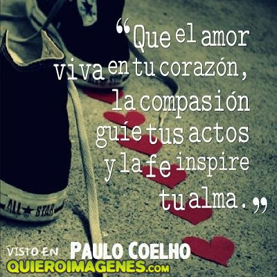 Frase De Amor Paulo Coelho