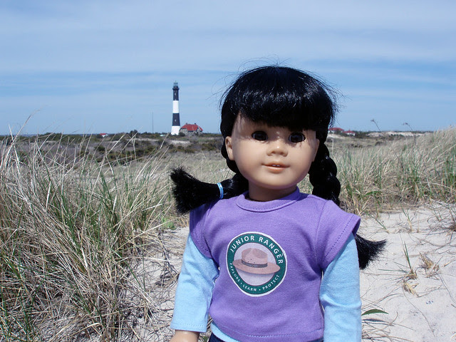 Inky at Fire Island: 13