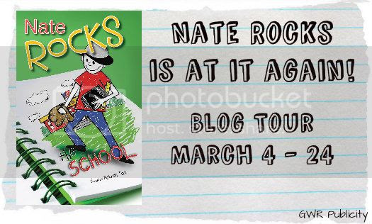 Nate Rocks the School Tour