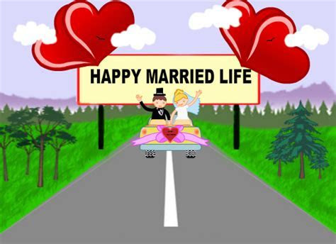 Just Married. Free Wedding Etc eCards, Greeting Cards