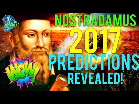 BAD-E-SABA Exclusive Documentary NOSTRADAMUS PREDICTIONS FOR 2017 REVEALED