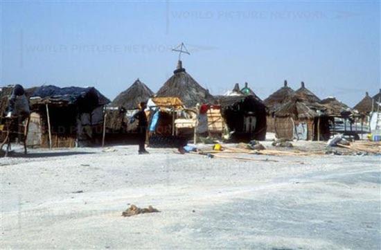 Ροζ λίμνη στη Σενεγάλη (10)