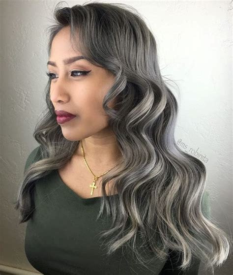The Best Winter Hair Colors You?ll Be Dying for in 2017