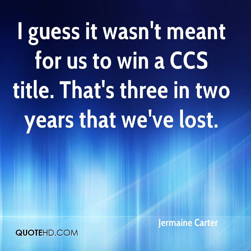 Jermaine Carter Quotes Quotehd