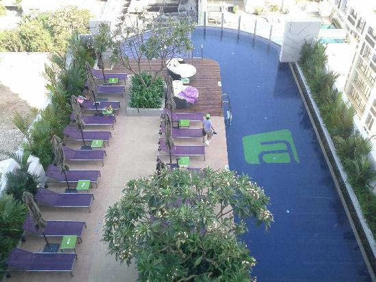 Aloft Bangkok Sukhumvit 11 Otel