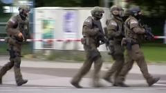 Gunmen in deadly Munich shooting still on the loose
