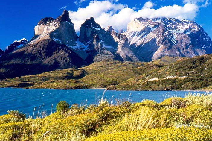 lugares turisticos de Chile Torres del Paine