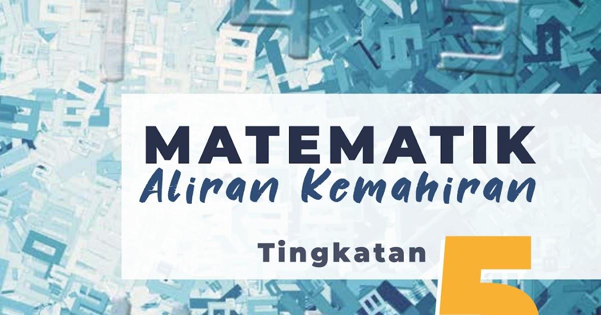 Buku Teks Digital Matematik Tambahan Tingkatan 5 Pdf - Bab ...