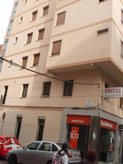 Hostal Ballestero Barcelona