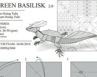 Lizard Diagram With Labels - Human Body Anatomy