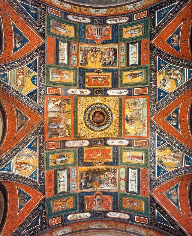Peruzzi Baldassare, Palazzo della Cancellaria 01.jpg