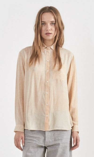 Won Hundred Kate Button Down