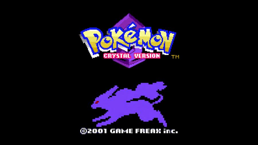 pokemon crystal สูตร gameshark