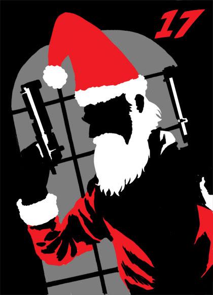 Hitman Santa