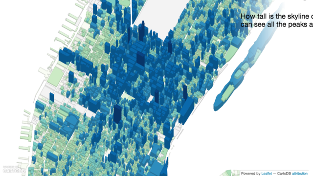 See NYC From a New Angle With These Awesomely Nerdy Maps