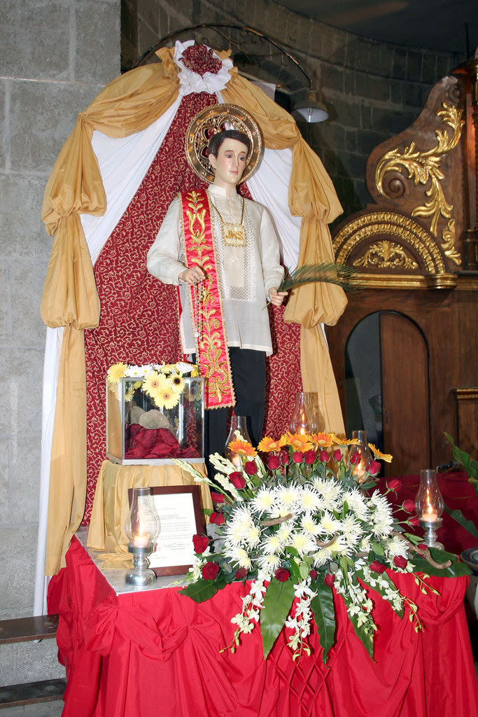 San Lorenzo Ruiz De Manila Feast Of San Lorenzo Ruiz De
