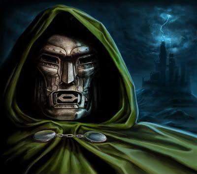 Dr. Doom Marvel Comics