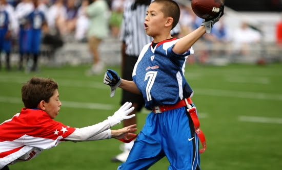 NFL Youth Flag Football Registration