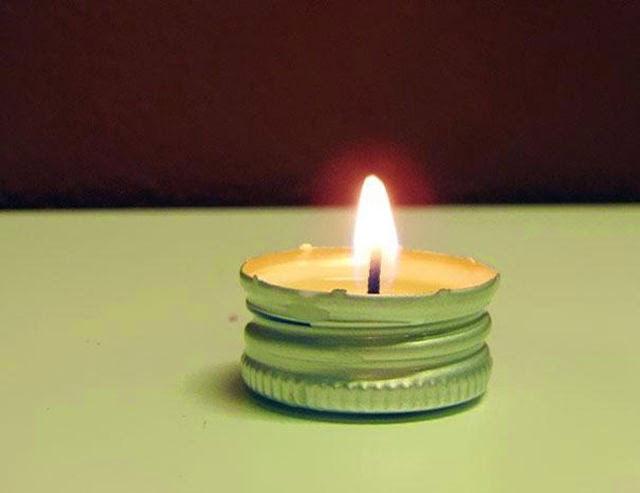 Tempat Lilin Dari Kaleng Bekas - Jual Tempat Lilin Kaca Besi Botol ... cad0c5e362