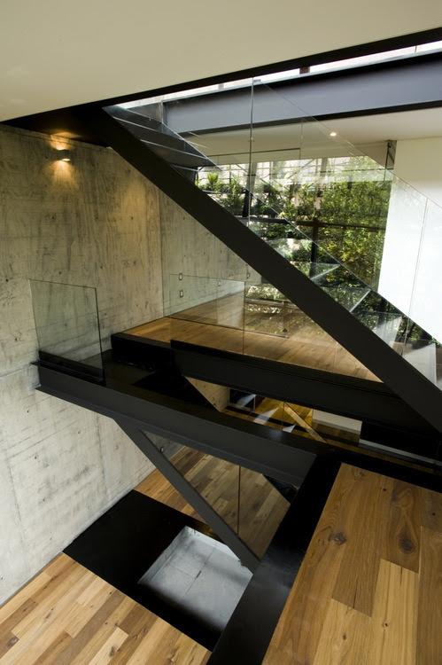 Diseño de escaleras #48