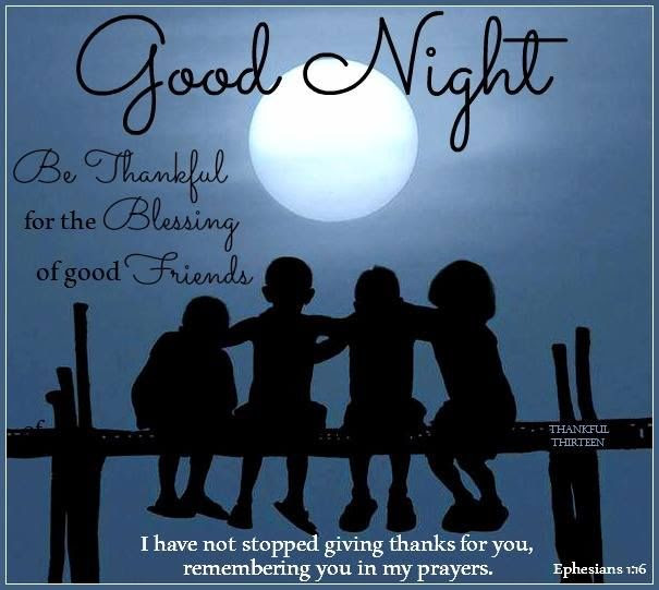 Good Night Quotes For Friends On Facebook Good Night Quotes And