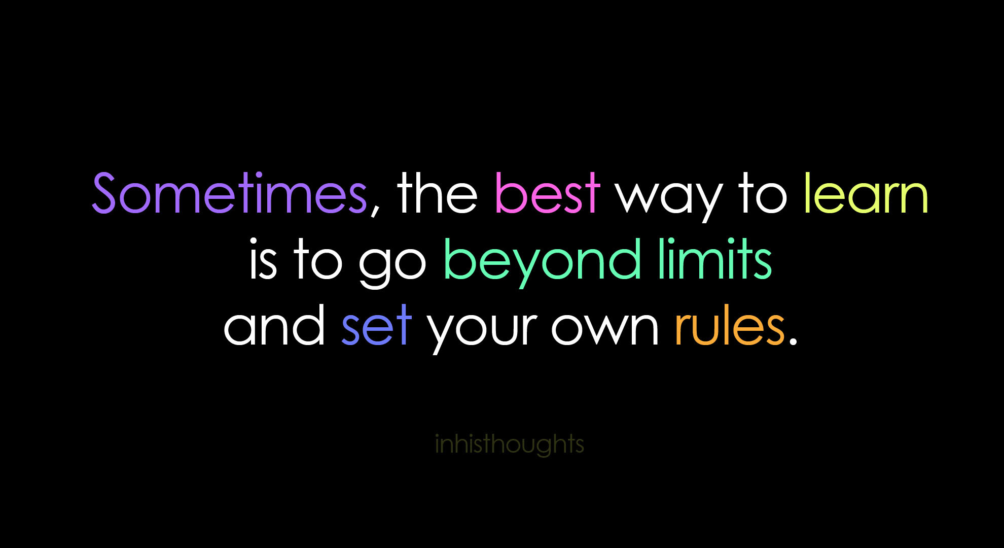 Quotes About Break The Limits 31 Quotes