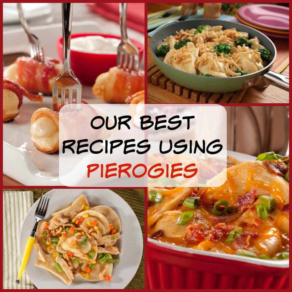 Our Best Recipes Using Pierogies: 6 Yummy Dinner Recipes  MrFood.com