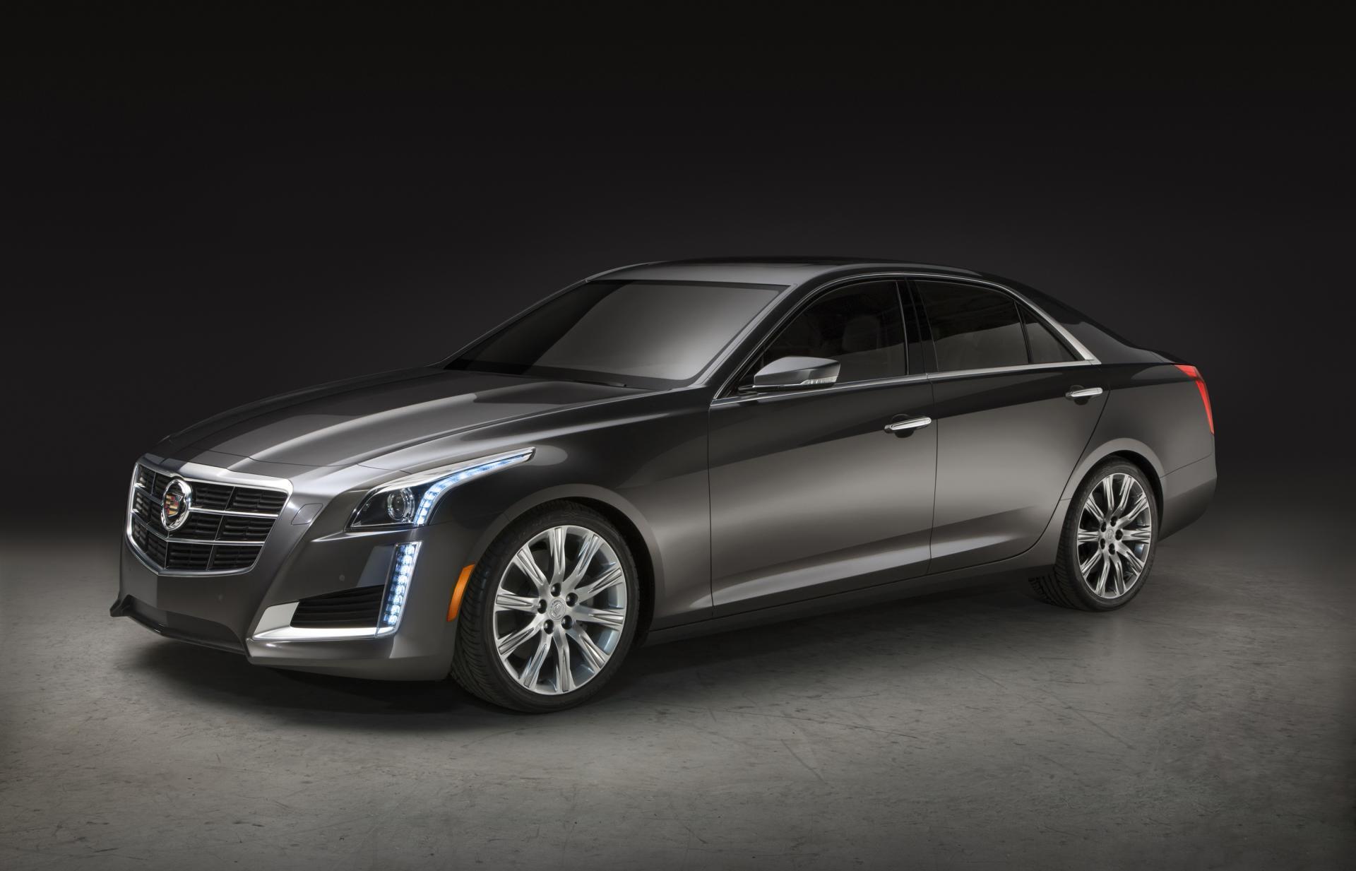 2014 Cadillac CTS - conceptcarz.com